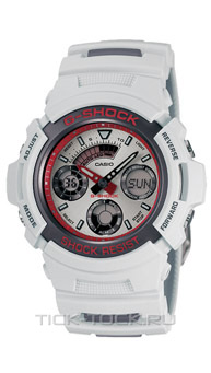 Часы Casio AW-591TM-8A