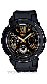 Часы Casio BGA-153-1B
