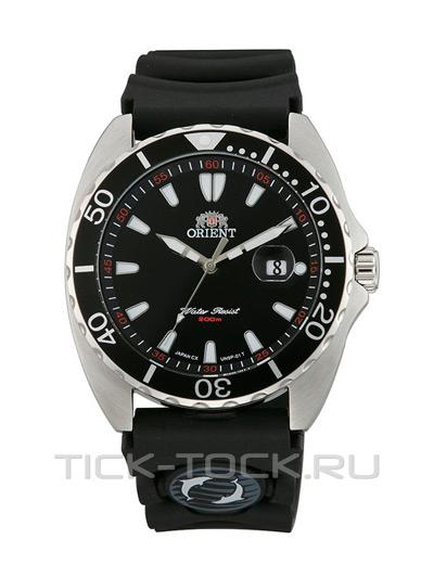 В коллекцию мужских часов ORIENT ORIENT Diver. ORIENT Diver - спортивные современные механические и кварцевые часы с