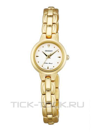 Позолоченные часы Orient